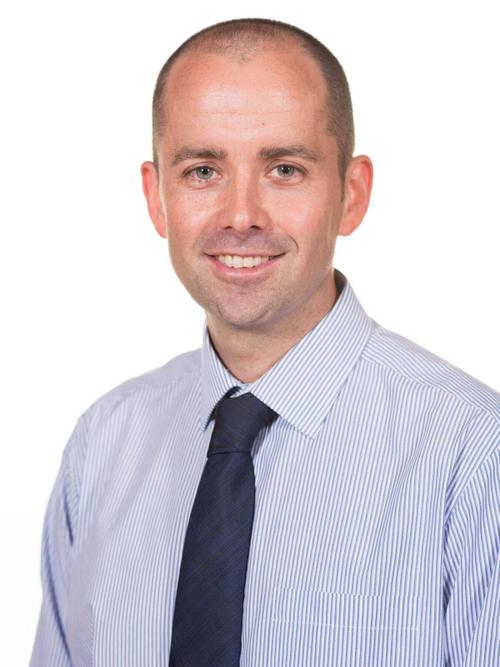 Assistant Head: Mr Keiran Bradbeer
