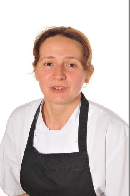Agga Slowinska - Kitchen Assistant