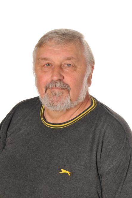 Mr Goff Whitlock - Caretaker