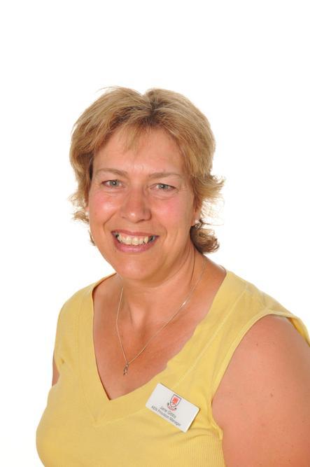 SEND Manager: Mrs Jane Gibby