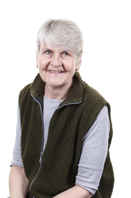 Judith Pryke -  Midday Supervisor