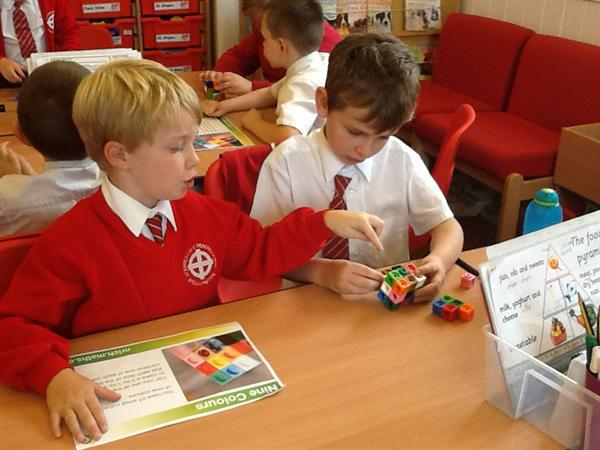 Maths Puzzle Day - Rubik's Cube Challenge!
