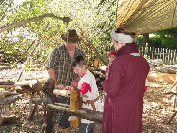 Anglo Saxon Day