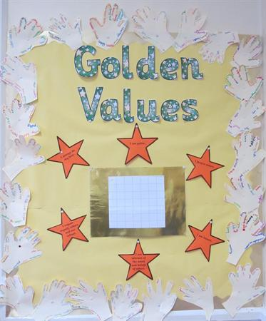 GOLDEN VALUES