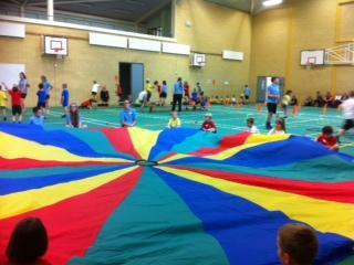 Courtfields sport festival 17.10.14