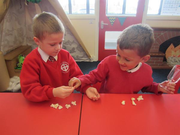 Fractions with Mrs Weymouth