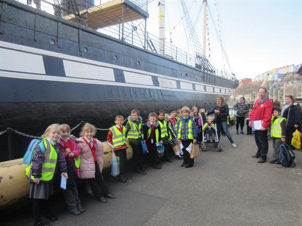 25th March SS Great Britain