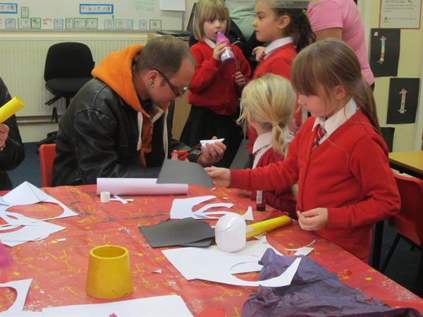 Science open afternoon