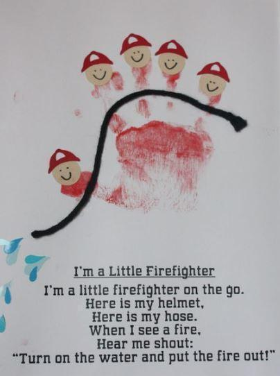 You could even have a go at the finger firemen too.