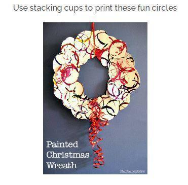 Circle printing.