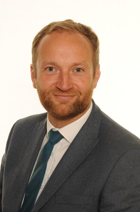Mr K Houghton - Vice Principal