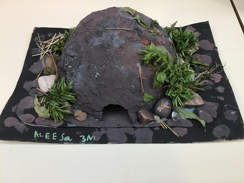 Year 3: Design and make an ancient stone circle or a replica of Stonehenge