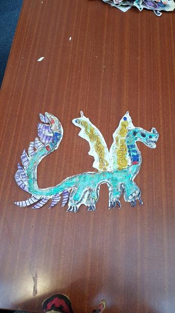 Hana's dragon - 5L