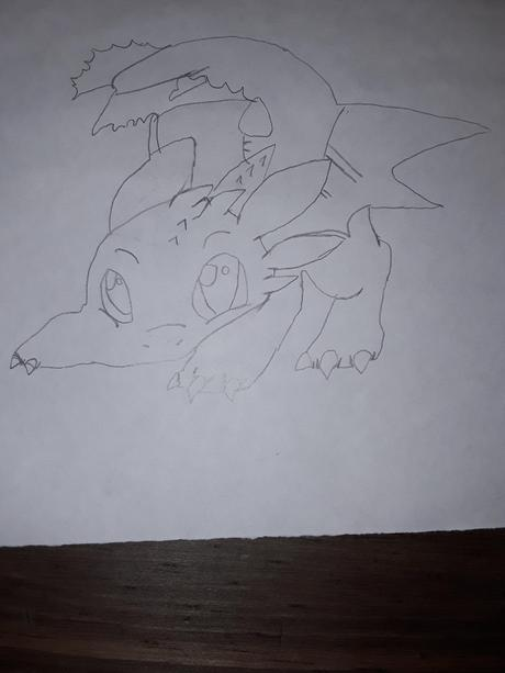 Aliviyah's dragon - 5K