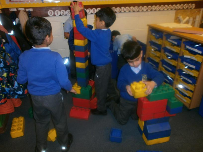 Construction: Developing creativity and critical thinking.