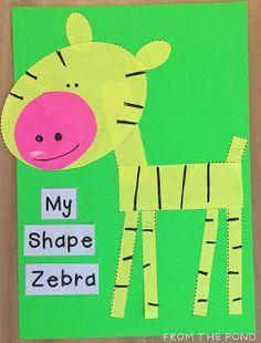 Try making a zebra 🦓