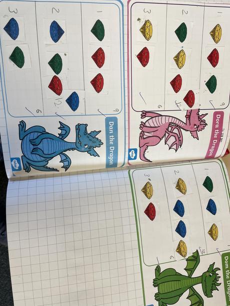 Dragon maths!