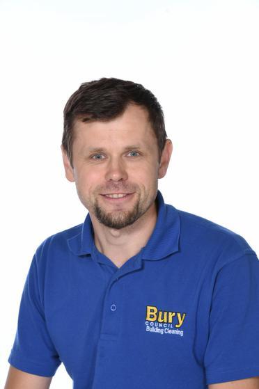 Site Manager: Mr. J. Stec