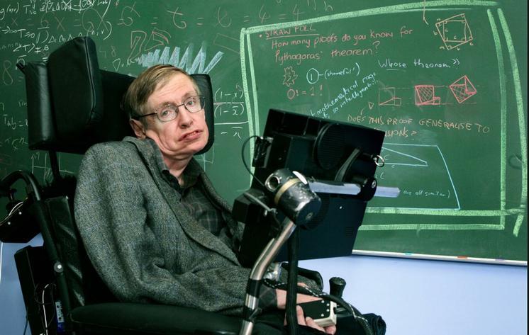 Year 5: Stephen Hawking