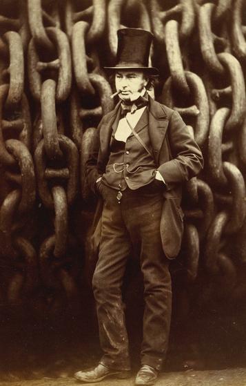 EYFS: Isambard Kingdom Brunel