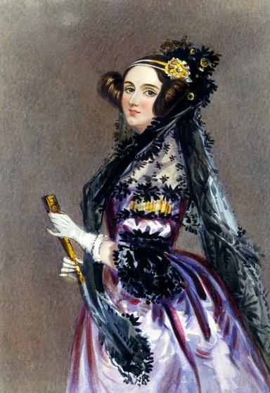 Year 6: Ada Lovelace