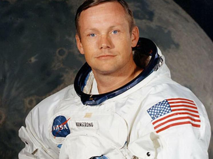 Year 2: Neil Armstrong