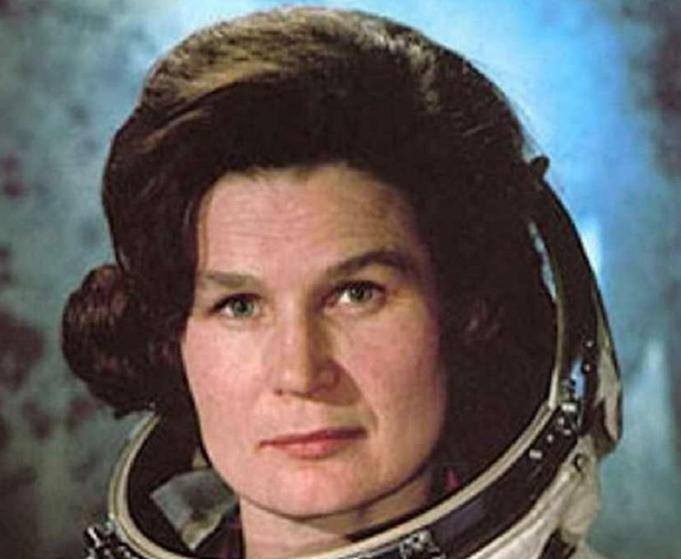 Year 5: Valentina Tereshkova