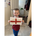 Learning about St George's Day