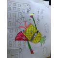 Emily's super pineapple