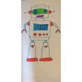 Hannah's robot
