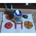 Hannah's Saxon shields