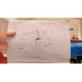 Dhruv's digestive system diagram