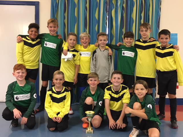 St John's Football Team  - Winner 2018
