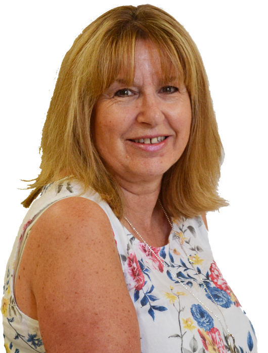 Mrs Holman, Admin Assistant-Pupil Data & Welfare