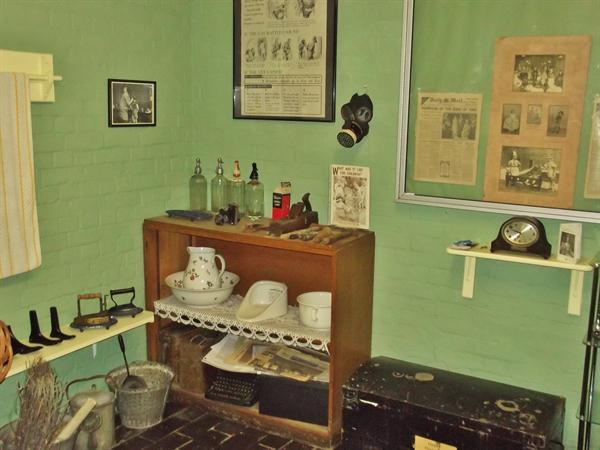 Artifacts from the early 20th century
