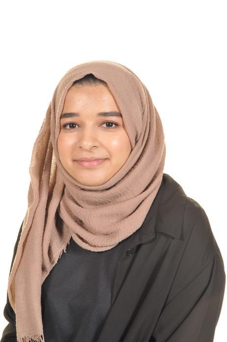 Miss Sharif, 6S
