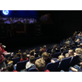 The whole school enjoys a live Christmas performance at the Warwick Arts Centre