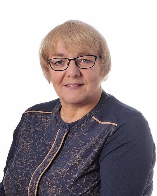 Mrs Newman - HLTA