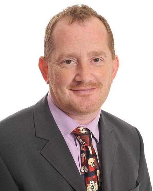 Chair - Scott Beighton