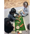 Creating enclosures and developing imagination