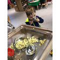Exploring using all our senses