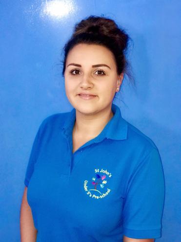 Emma Rawlinson- Pre-School Practitioner