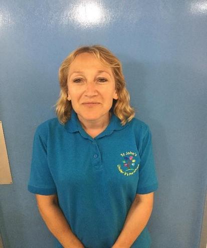 Sharon Cooper - Pre-School Practitioner