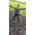 Mud, mud,  glorious mud!!