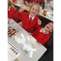 Enjoying Maths games!