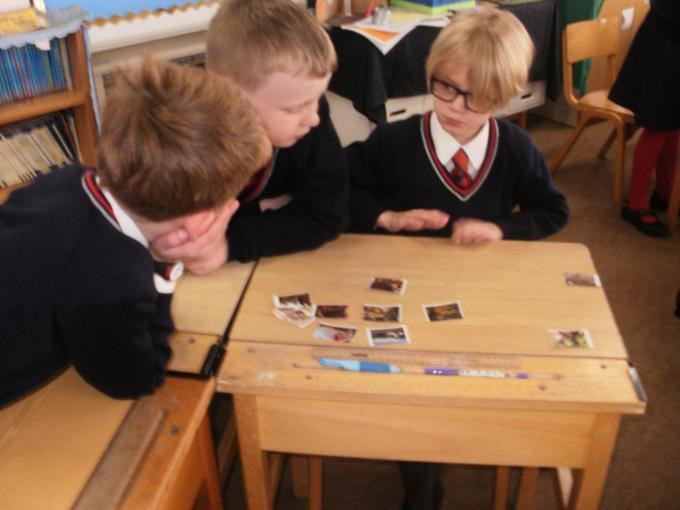 Fairtrade lesson involving chocolate!