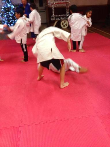 After School Judo Club