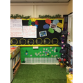 Year 6 Reading Area