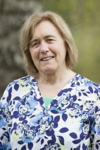 Liz Burger - Safeguarding lead