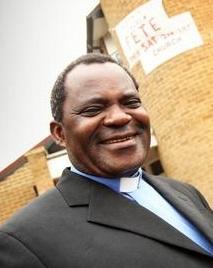 Fr Naz Mgungwe - Parish Priest